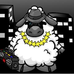 Gangsta Sheep