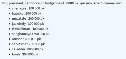 Juillet 29 repartition du budget bouh (numero 1)